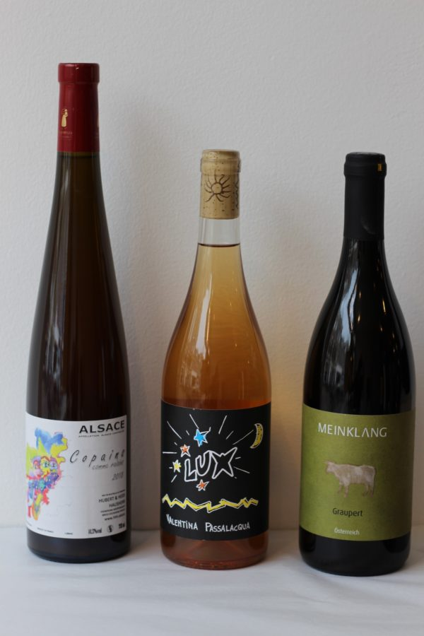 Vino Vero: Oranje wijnen